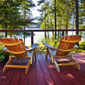 Oakville Cottage deck Personal Insurance