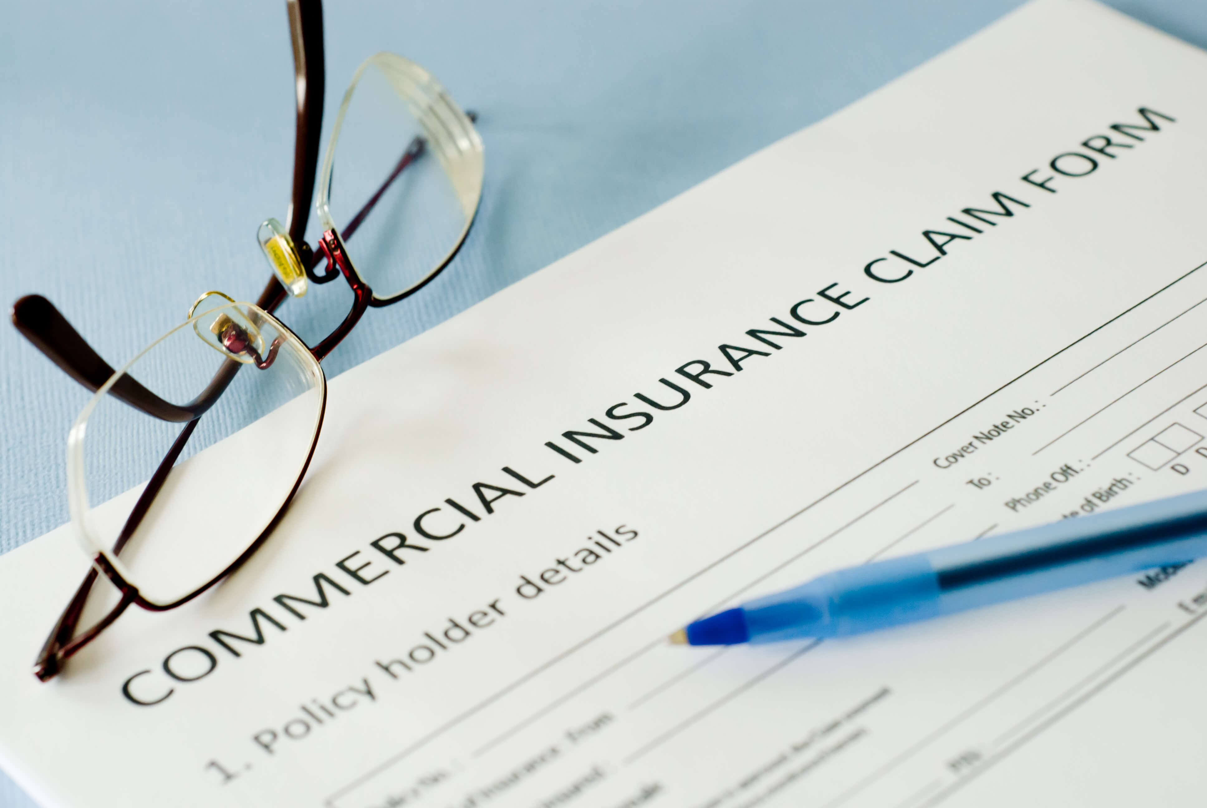 commercial insurance coverage,